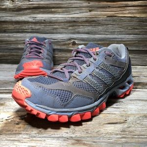 Adidas Kanadia 5 Trail Purple Outdoor Shoes Women